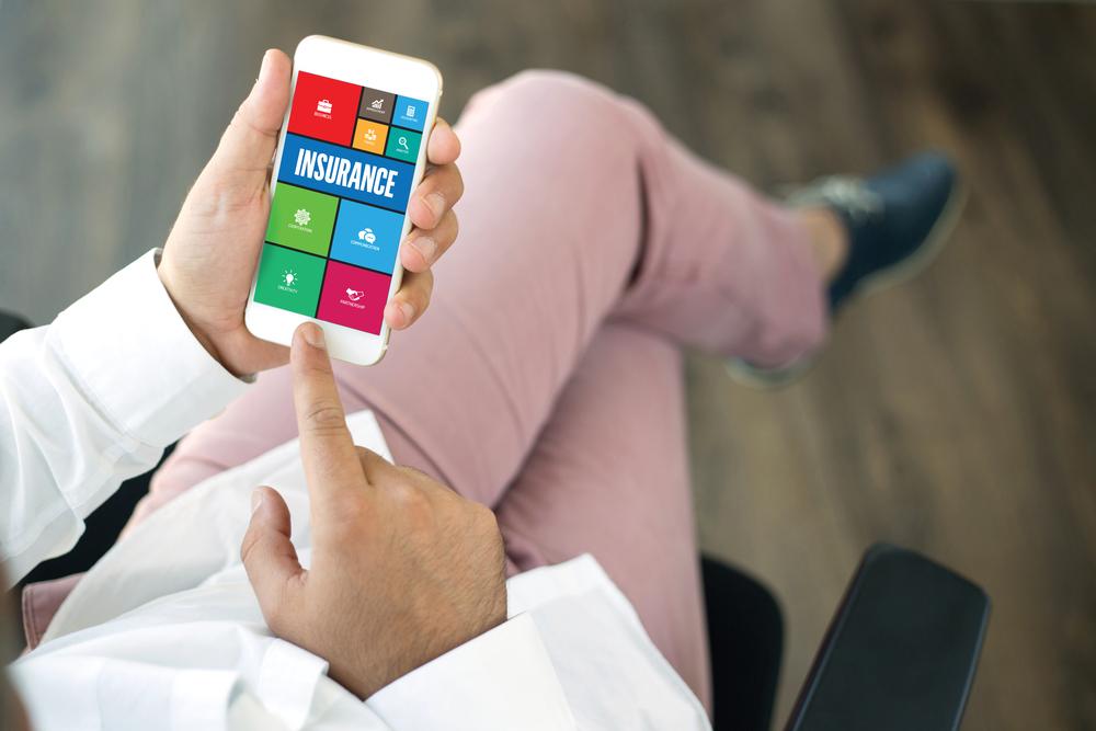 Health insurance app